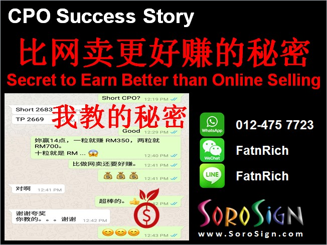 Secret to Earn Better than Online Selling